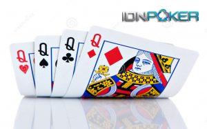 Jenis Hand Susunan Kartu Four Of Kind Terbaik Dalam Permainan Poker Online Terbaru