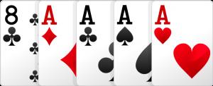 Jenis Susunan Kartu Terbaik Dalam Permainan Poker Online Terbaru Four Of Kind