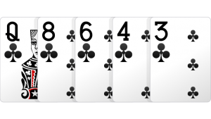 Jenis Susunan Kartu Terbaik Flush Dalam Permainan Poker Online Terbaru Keriting