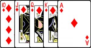 Jenis Susunan Tertinggi Hand Royal Flush Kartu Terbaik Dalam Permainan Poker Online Terbaru